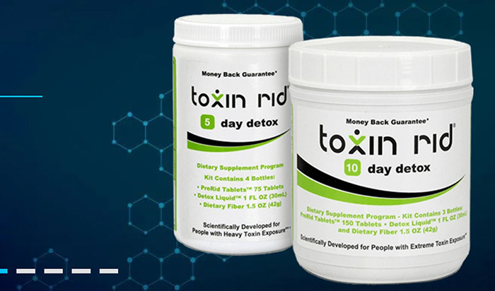 Toxin Rid Detox Kits Review 2021: It Works, Here's Why